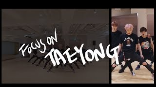 NCT 127 DANCE PRACTICE FOCUS ON ver. #TAEYONG