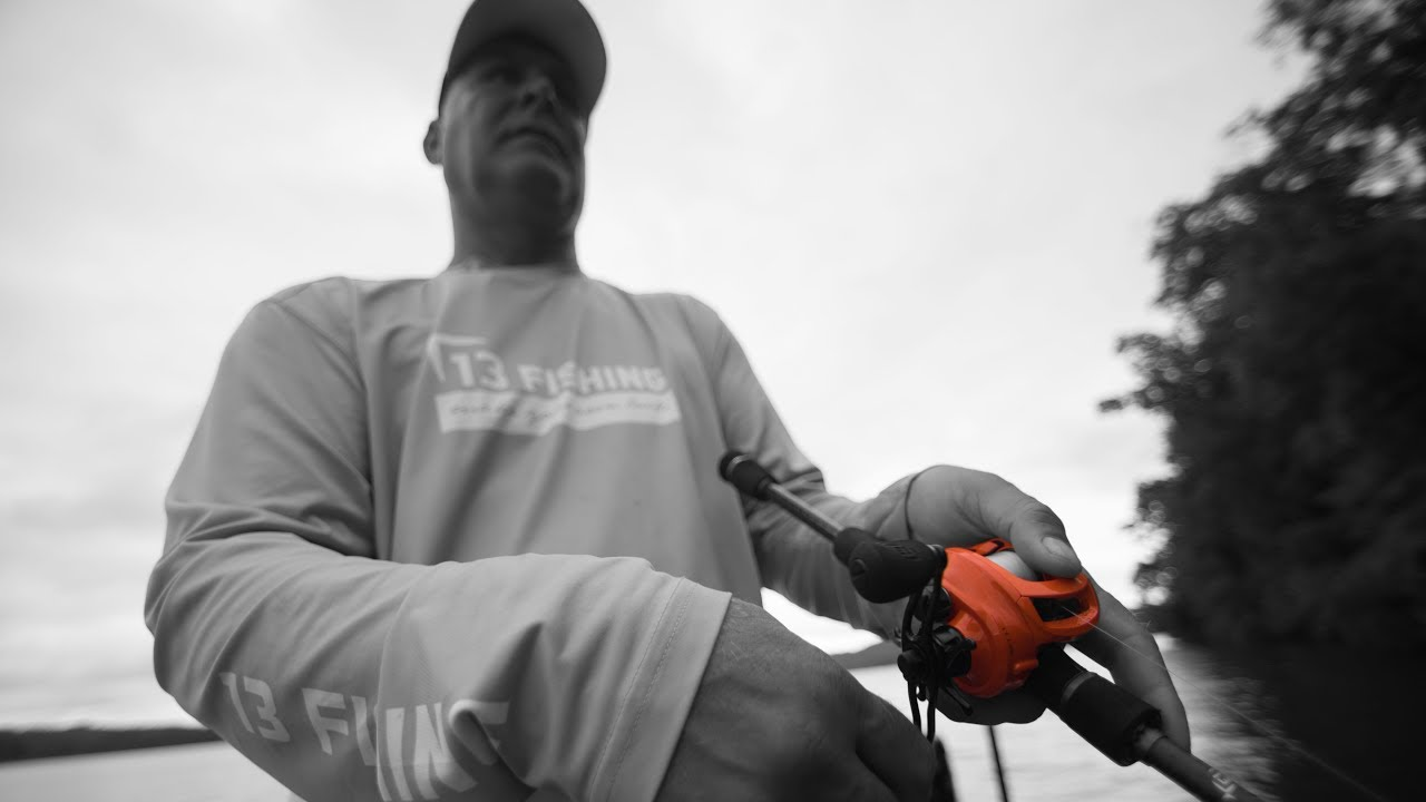 Concept z elite series angler brandon coulter reaction for Concept z 13 fishing