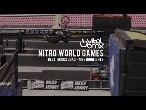 Download Best Tricks Qualifying at 2017 Nitro World Games Images