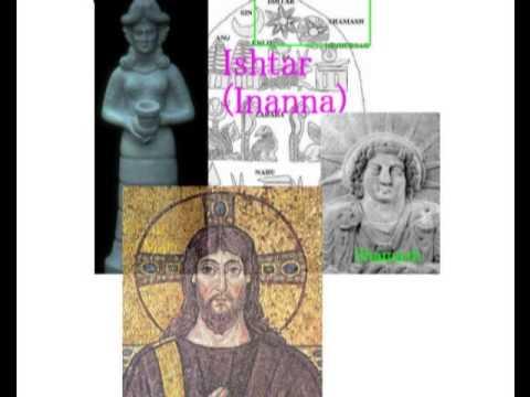 1170 キリストはヘリオス(Shamash)だった(証拠と証明)Jesus Christ