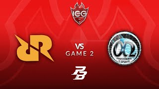 Point Blank - RRQ Endeavour vs Professional Esports (BO3 - Game 2) | Online Playoffs | IEG 2018