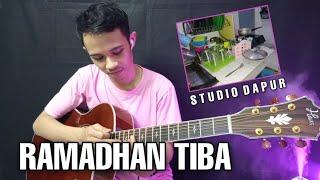 Ramadhan tiba - Gitar cover (melodi acoustic) Studio Dapur