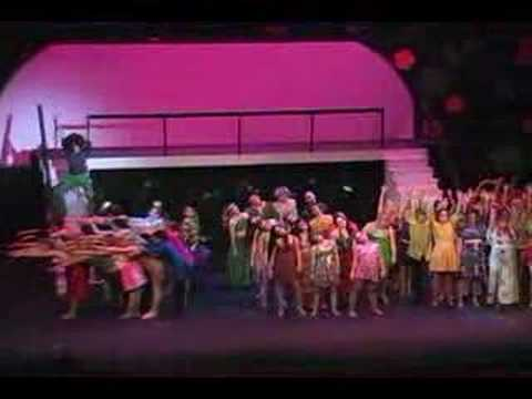 """""""Rhythm of Life"""" from APA's Sweet Charity"""