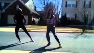 Sexy Mama Iyanya ft Wizkid Dance Routine