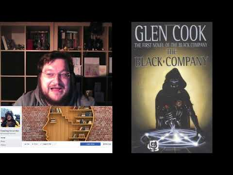 Book review # 42 - The Black Company