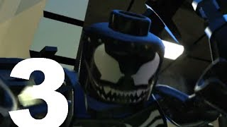 LEGO Marvel Super Heroes Playthrough (No Commentary) Part 3: Venomous Webs