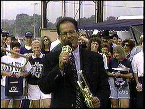 Texas Tech vs Penn State Football Pre-game 1995 (1of 3)