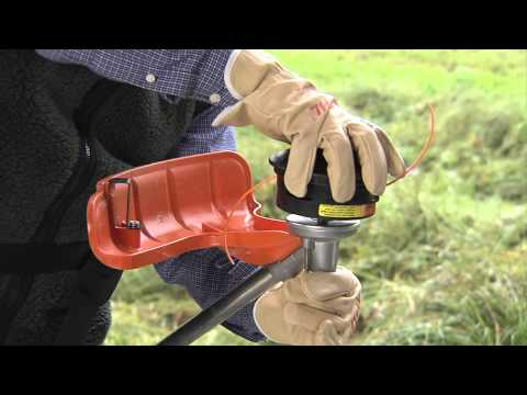 How to Attach the STIHL AutoCut® C 25 2 Cutting Head