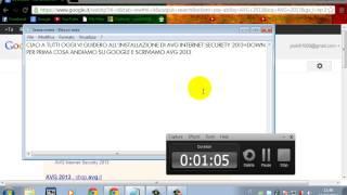 Installazione di Avg 2013+Crack download