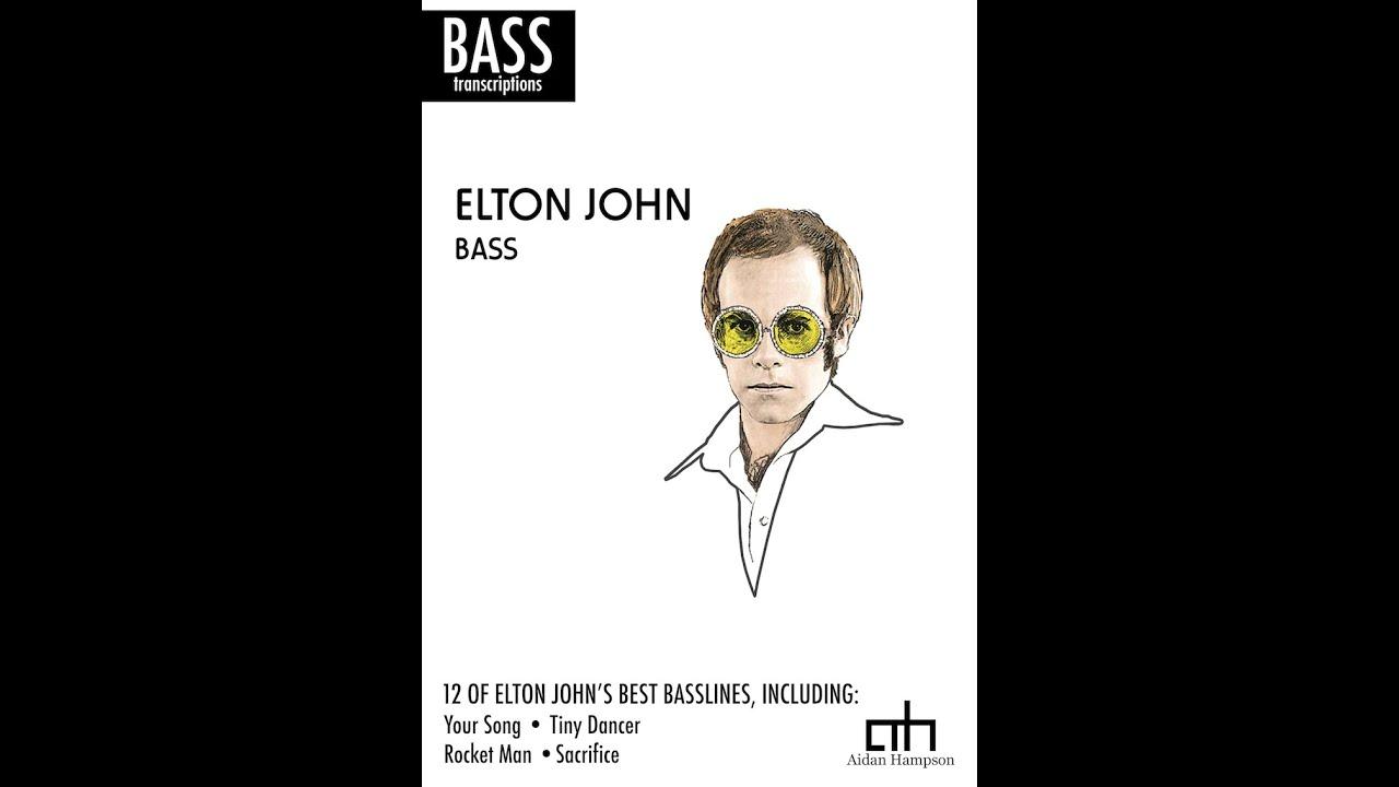 Best of elton john bass transcription book youtube best of elton john bass transcription book hexwebz Gallery