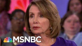 Speaker Nancy Pelosi On How She Would Strengthen The ACA | MSNBC