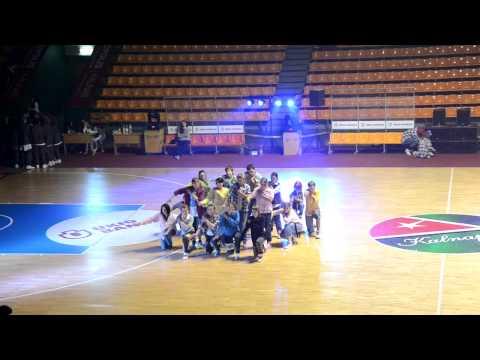 Megusta Hype formation Lithuania Open 2011