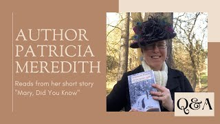 """""""Mary, Did You Know"""" Author Interview"""