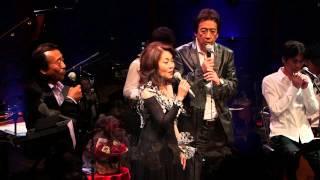万里村れい&ザ•タイムセラーズ - 今日も夢見る LIVE 2014 at 渋谷「JZ ...