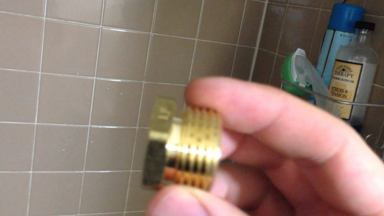 Beau How To Attach A Garden Hose To Your Shower Head
