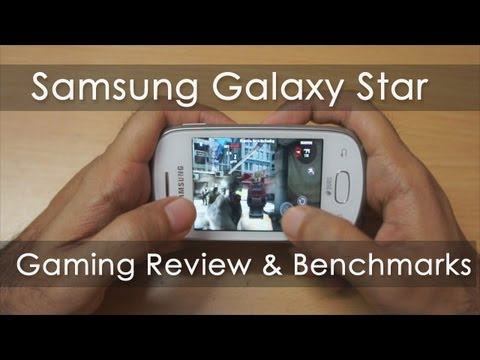 Samsung Galaxy Star Gaming Review & Benchmarks