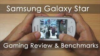 Samsung Galaxy Star Gaming Review & Benchmarks