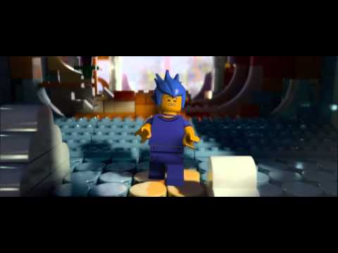 Sonic in The Lego Movie Trailer