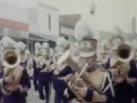 Anadarko High School Marching Band 1959