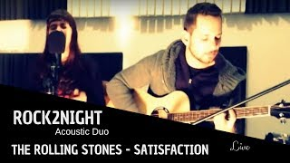 Baixar SATISFACTION (live acoustic cover by Rock2Night)
