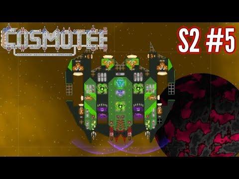 Upgrades & Duplication! | Ep5 S2 |  Cosmoteer Gameplay!