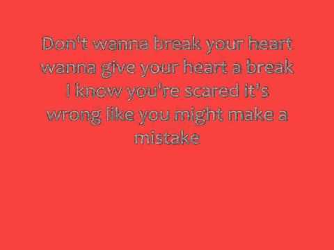 Songtext von Demi Lovato - Give Your Heart a Break …