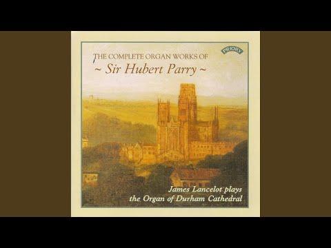 7 Chorale Preludes, Set 1: No. 3, S.S. Wesley's Hampton