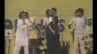 Kishore Kumar live with Amit Kumar