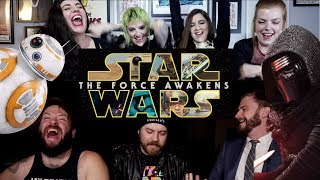 WATCHERS IN THE BAR : Star Wars - The FORCE AWAKENS
