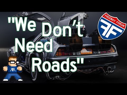 Where Would You Go With A Time Machine? Freeway Forum 2017/10/26