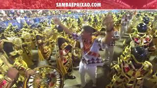Carnaval 2018: Salgueiro Super Esquenta Bateria