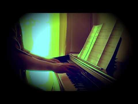 [piano]  Ultraman Victory no Uta / ウルトラマンビクトリーの歌