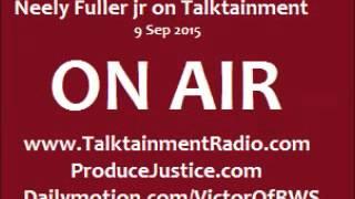 [1h]Neely Fuller- BlackLivesMatter/George Soros, Peggy Hubbard