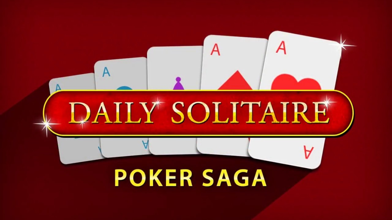 Daily Solitaire Poker Saga Gameplay Video By Pine Entertainment Topebox Youtube
