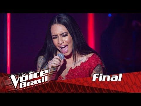 Samantha Ayara canta 'Pretty Hurts' na Final – 'The Voice Brasil' | 6ª Temporada