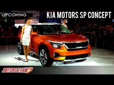 Hyundai Creta biggest competition - Kia SP SUV | Hindi | MotorOctane