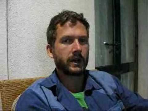 Interview with Farm Radio's Bart Sullivan at the 2009 W3C Conference in Maputo