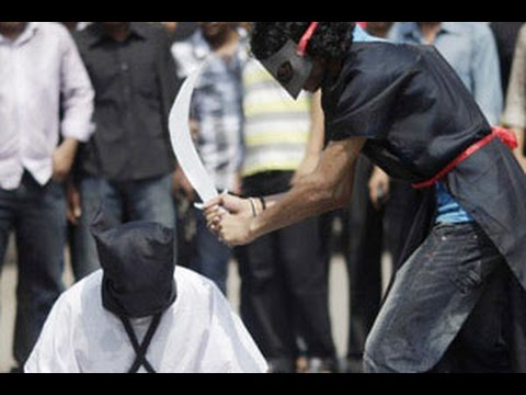 Saudi Arabia Beheads 19 People