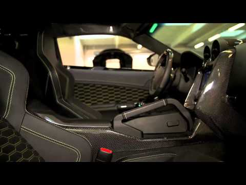 Zenvo Automotive – Zenvo ST1 introduction