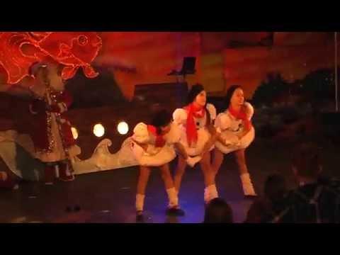 Schneemann Tanz