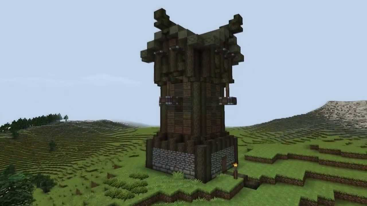 Minecraft How To Build A Nordic House