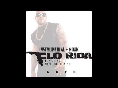 Flo Rida feat. Sage The Gemini - GDFR (Instrumental + Hook)
