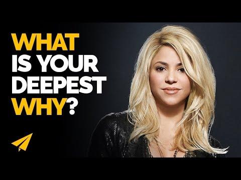 Be DRIVEN - Shakira (@shakira) - #Entspresso