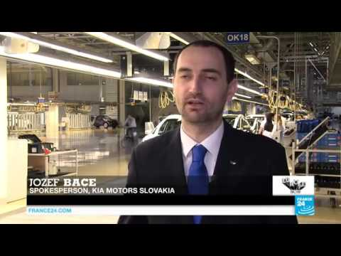 Slovakia׃ The world's biggest car manufacturer