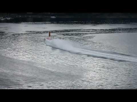 Swedish Grand Prix Offshore Training  Uddevalla 2010 Part 1