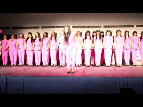 Iota Lambda Chapter of Alpha Kappa Alpha Sorority, Inc: FALL 2014