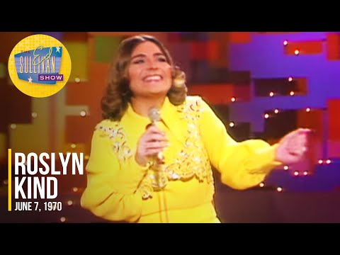 "Roslyn Kind ""Purlie"" on The Ed Sullivan Show"