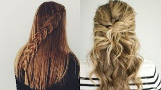 Beautiful hairstyle for Long Hair ★ Hairstyle video tutorial ★ Everyday hairstyles |Part-5