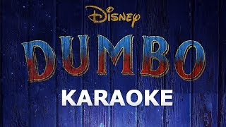 Dumbo - Arcade Fire - Baby Mine Karaoke with Lyrics