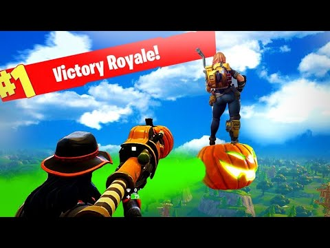 Thumbnail: THE BEST ROCKET RIDE VICTORY EVER! (Fortnite)